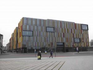 Stadsgebouwen Aalst Persregio Dender