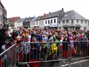 Kindersterrenworp Denderhoutem 2014 Persregio Dender