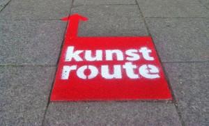 Kunstenroute Haaltert Persregio Dender
