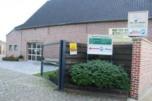 Hof ten Henne Iddergem Denderleeuw Persregio Dender