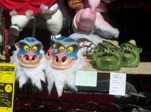 Carnavalsbeurs in Aalst Persregio Dender