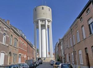 Watertoren Aalst Persregio Dender