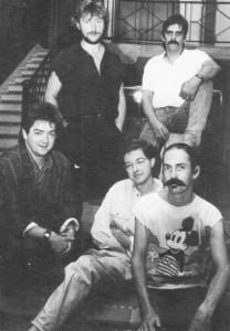 LSP Band anno 1987 Persregio dender