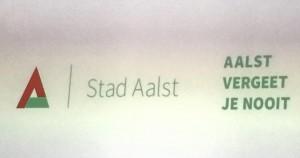 Logo Stad Aalst 2015 Persregio Dender