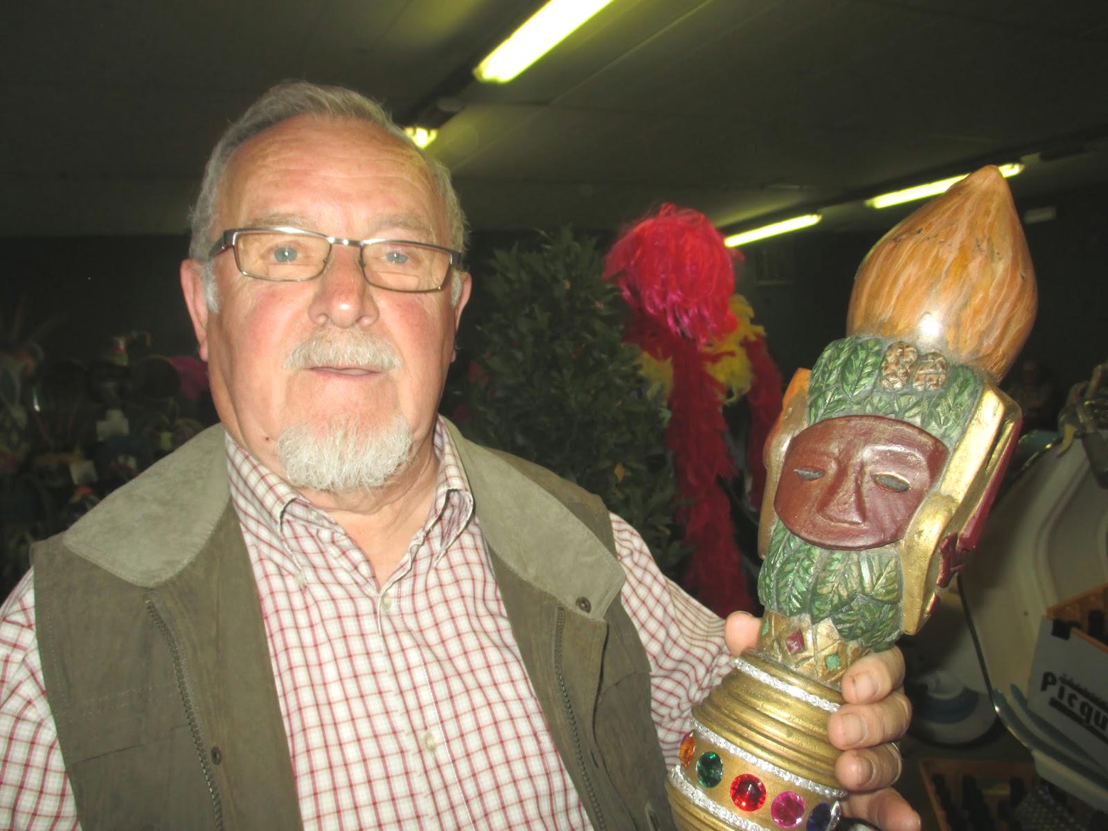 Nieuwe scepter voor Prins Carnaval Aalst ...
