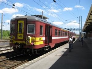 Treinen in Denderstreek NMBS Persregio Dender