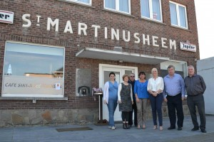 Haaltert doet bod op St-Martinusheem Kerksken Persregio Dender