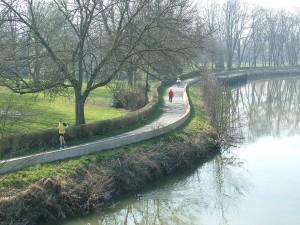 Waterwegen De Dender Persregio Dender