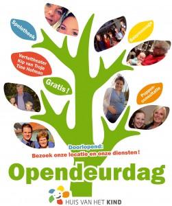 De gemeente haaltert opent het huis van het kind - Huis van kind buiten ...