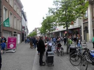 Nieuwstraat Aalst Topdag Persregio Dender