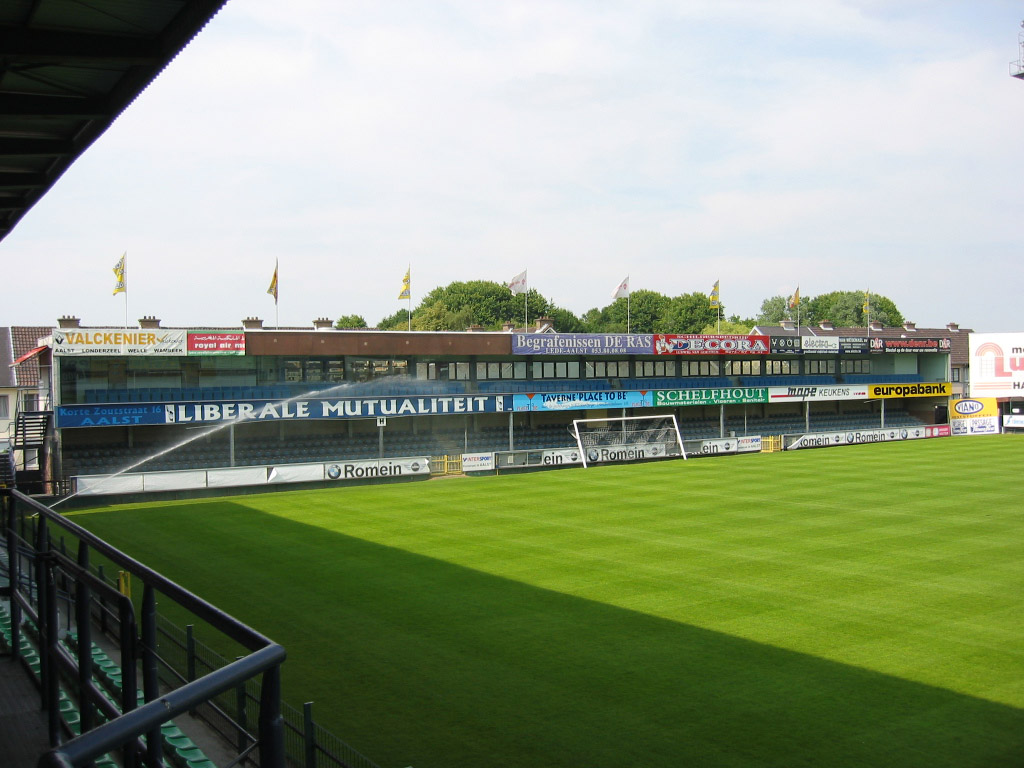 Stadion eendracht aalst adres