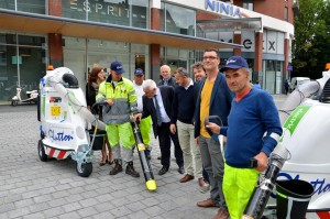 Ninove kocht Gluttons aan Persregio Dender