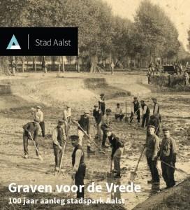 100 jaar aanleg stadspark Aalst Persregio Dender
