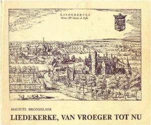 Liedekerke boek van vroeger tot nu Persregio Dender