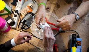 Repair cafe in Denderstreek Persregio Dender