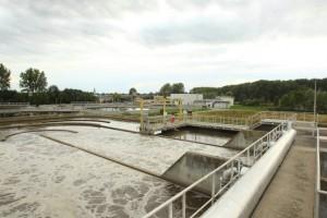 Waterzuiveringsstation Persregio Dender