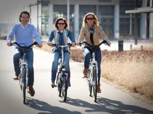 Groepsaankoop elektrische fietsen Persregio Dender