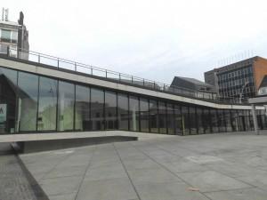Paviljoenen Hopmarkt Aalst Persreio Dender