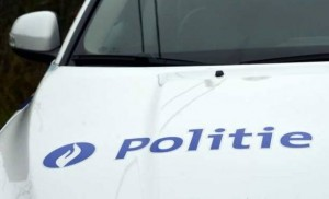 Politie combiwagen Persregio Dender