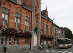 Gemeentehuis Lede Persregio Dender