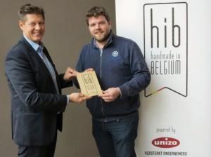 Kim Michiels wint ondernemingsaward Persregio Dender