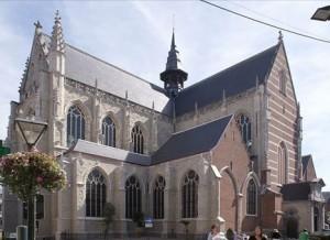Sint-Martinuskerk Aalst Persregio Dender