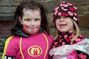 Kindercarnaval in Herzele Persregio Dender