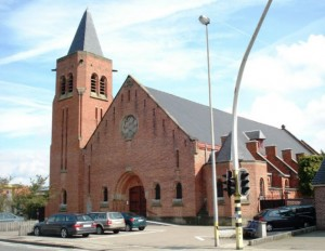 Sint-Jozefkerk Terjoden Erembodegem Persregio Dender