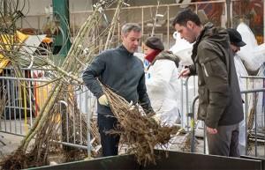 Aalst plant en plukt Persregio Dender