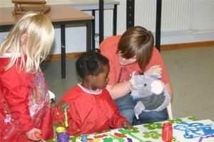 Opvoeding van kinderen Persregio Dender
