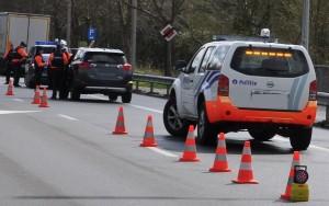 Politie houdt verkeerscontroles Persregio Dender