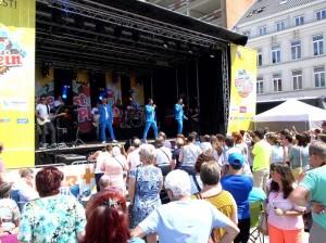 De Romeos op 11 juli vieringen Aalst Persregio Dender
