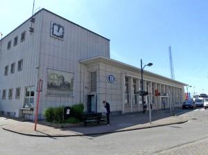 Station Denderleeuw Persregio Dender