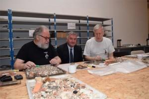skeletten gevonden op site Utopia Persregio Dender