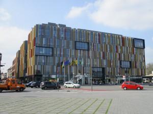 Administratief centrum Aalst Persregio Dender