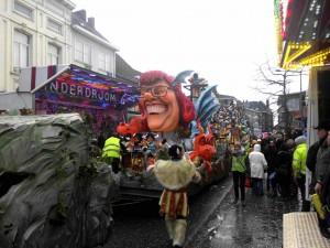 Carnaval Ninof 2016 Persregio Dender