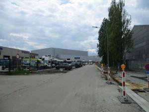 Industriepark Pamelstraat Oost Ninove Persregio Dender