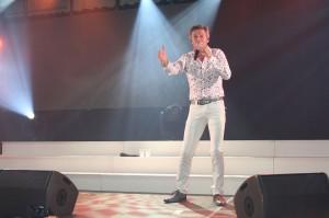 Willy Sommers op Familiedag in Ninove Persregio Dender