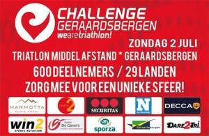 Challenge Geraardsbergen affiche 2017 Persregio Dender