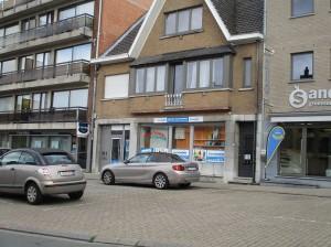 Nachtwinkel op Dorp Denderhoutem Persregio Dender