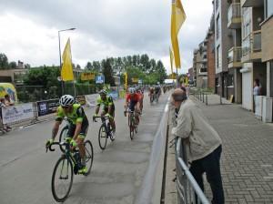 Grote prijs Beeckman De Caluwe in Ninove Persregio Dender