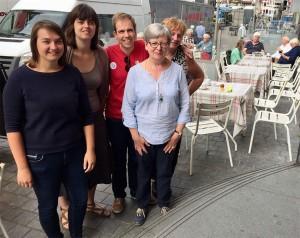 Sp.a Geraardsbergen heropent cafe t Oud Volkshuis Persregio Dender