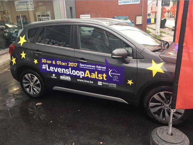 Levensloop Aalst Gesponsord Door Autobedrijf Europa Nv