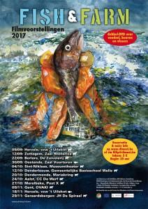 Fish Farm filmvoorstellingen Herzele Persregio Dender