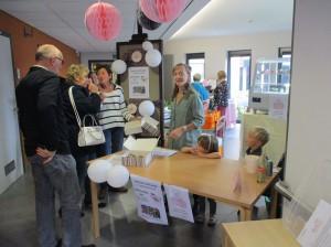 Klateringen verkoop cup cakes Persregio Dender
