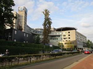 OLV ziekenhuis in Aalst Persregio Dender
