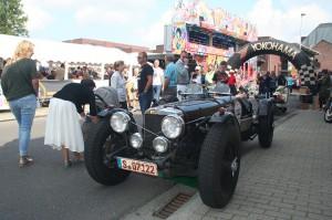 Retro Car Cluc Cars n Coffee Persregio Dender