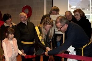 Stedelijke basischool De Oogappel opening nieuwe gebouwen Persregio Dender
