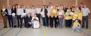 Winnaars Sportkrassel Ninove 2017 Persregio Dender