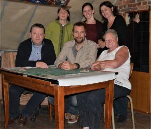 garamondi Teater speelt 'De ronde van Vlaanderen'